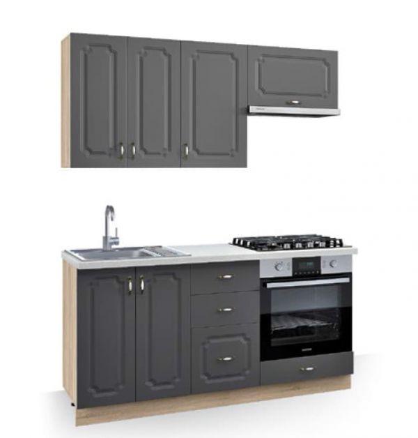 """Кухня """"Донна"""" 1.6 метра (A)"""